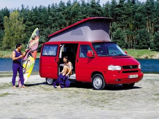 VW California T4