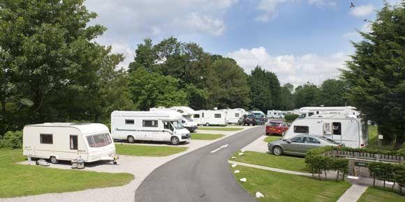 Braithwaite Fold campsite
