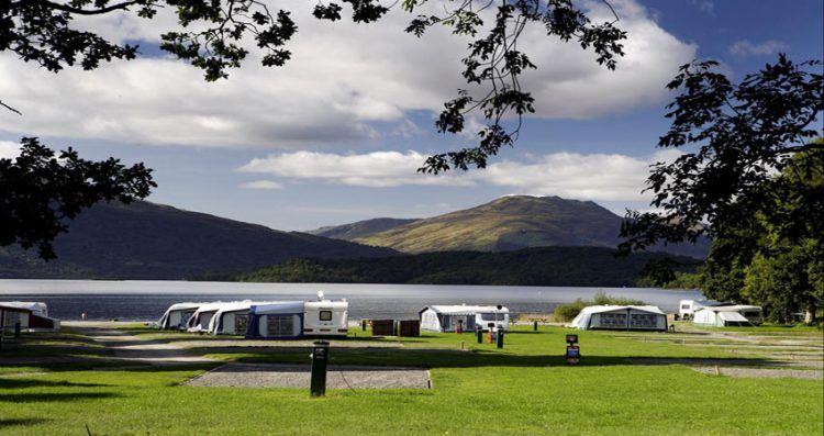 Cashel Caravan and Camping Site