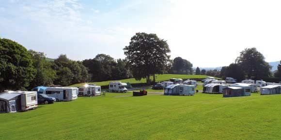 Kendall campsite