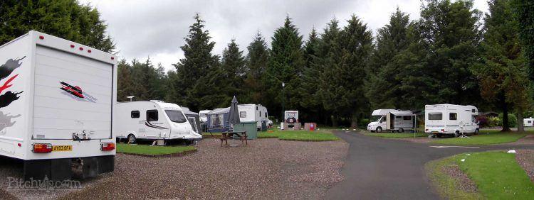 Five top campsites around Loch Lomond and the Trossachs