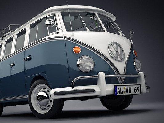 VW Camper Split screen Hire