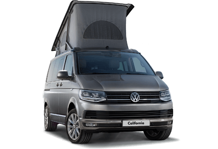 VW California Rental