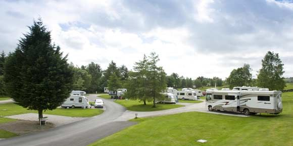 Windermere campsite