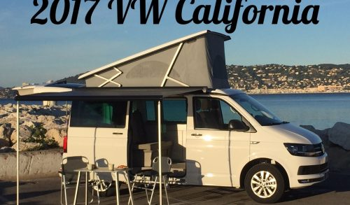 Cookies Campers 2017 VW California