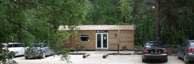 Burnbake Campsite, Dorset