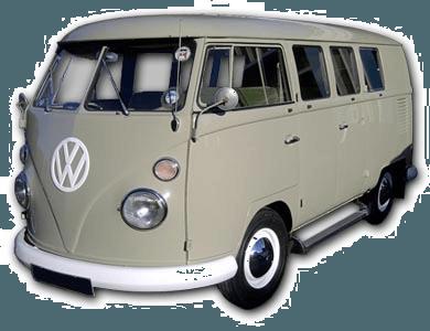 Classic VW Camper Hire