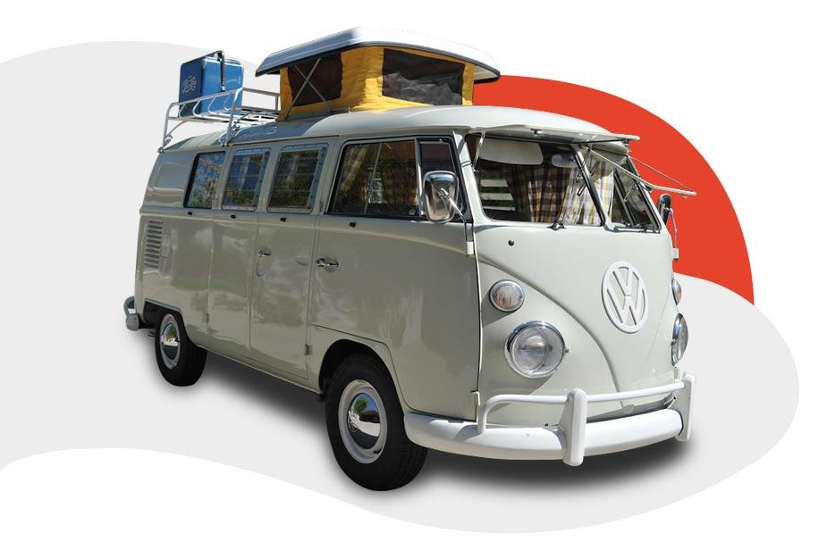 We Take A Road Trip In Volkswagen S Fantastic California: VW California And Classic Campervan Hire