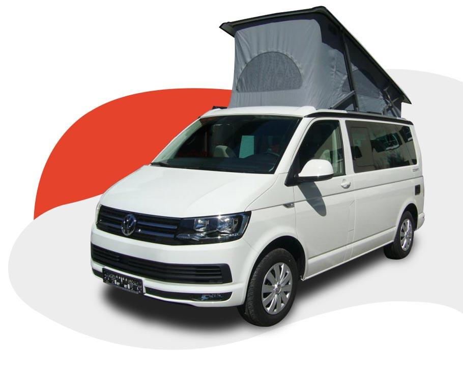 VW California and Classic Campervan Hire - Hire A VW California